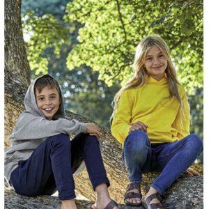 """Hoodie """"#ZOORETTER"""" für Kinder <br>(Spende: 6,- Euro)"""